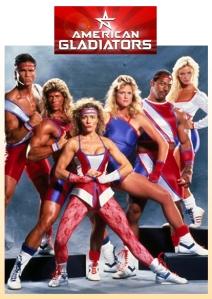 American Gladiators!